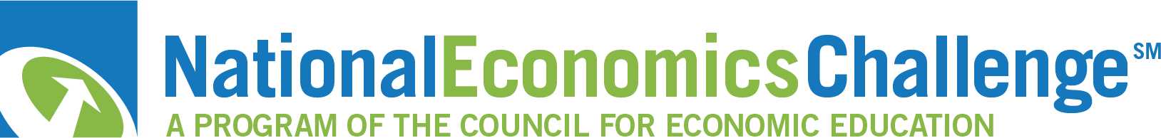 National Economics Challenge logo